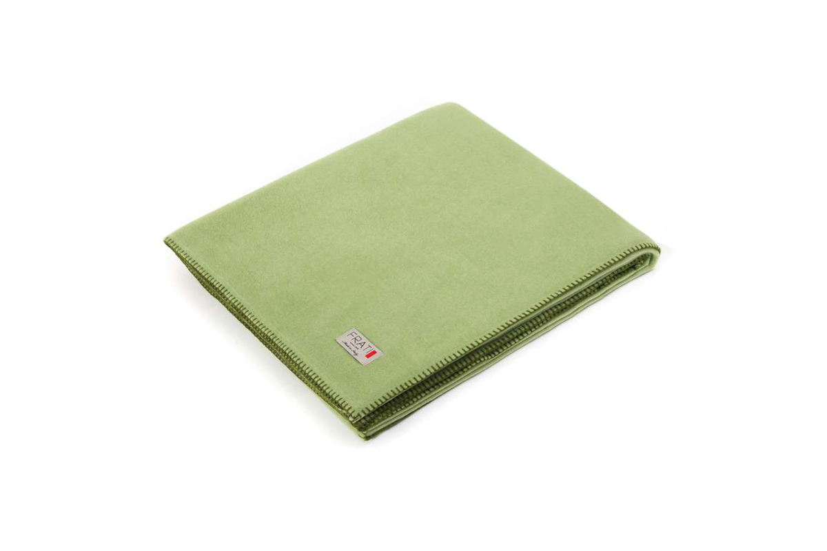 SOFT - COTTON 130X160 3733 VERDE PRATO